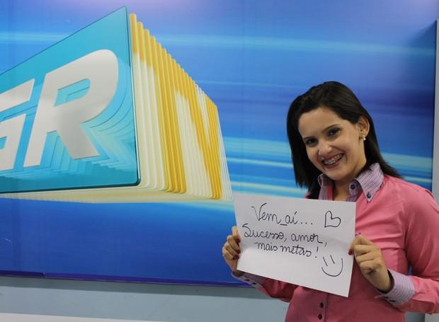 Vem_aí: amor, sucesso e mais metas para Luana Bernardes (Foto: Gabriela Canário)