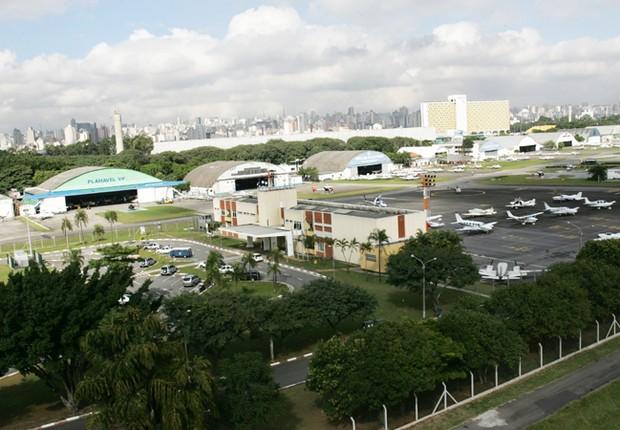Aeroporto Campo de Marte (Foto: Divulgação/Infraero)