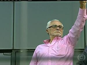 Supremo autoriza prisão domiciliar ou hospitalar provisória para Genoino (Foto: Rede Globo)