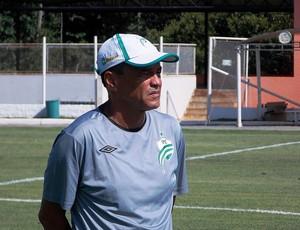 Roberval Davino técnico Luverdense (Foto: Divulgação/Assessoria)