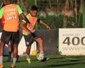 Werley deixa Série A de lado e foca na Copa do BR: 'Dá vaga na Libertadores'