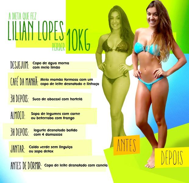 Lilian Lopes (Foto: Domingão do Faustão / TV Globo)