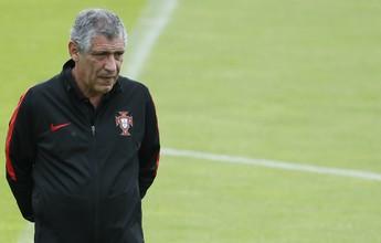 Técnico de Portugal admite favoritismo croata e brinca com empates da 1ª fase