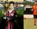 Com nome Zidane, filho é esperança do pai para Brasil ganhar uma Copa