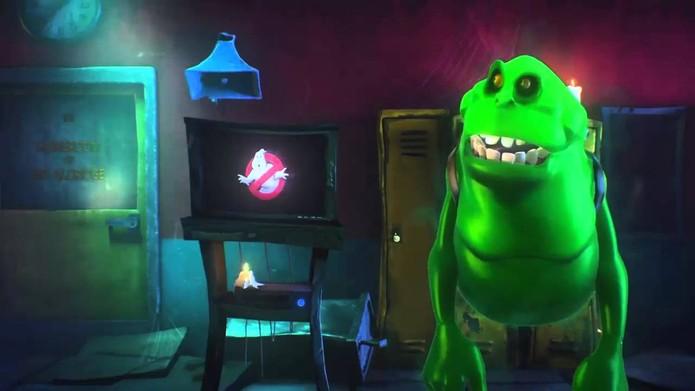 Caça-Fantasmas retornam com nova geração de personagens (Foto: Divulgação/Activision)