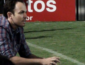 Moisés Egert, técnico do XV de Piracicaba (Foto: Bernardo Medeiros / Globoesporte.com)