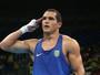 """""""Tchuchuco do Vidigal"""" defende o Brasil na busca por medalha no boxe"""