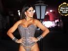 Tânia Oliveira fala sobre corpo para o carnaval: 'Melhor do que aos 20'