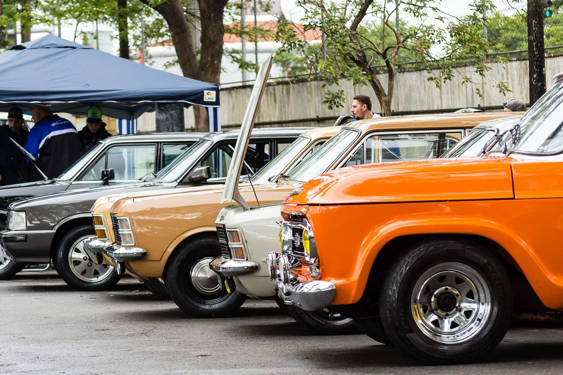 Família GM (Foto: Divulgação/Andre Lemes)
