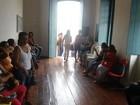 Professores municipais ocupam Prefeitura de Laranjeiras