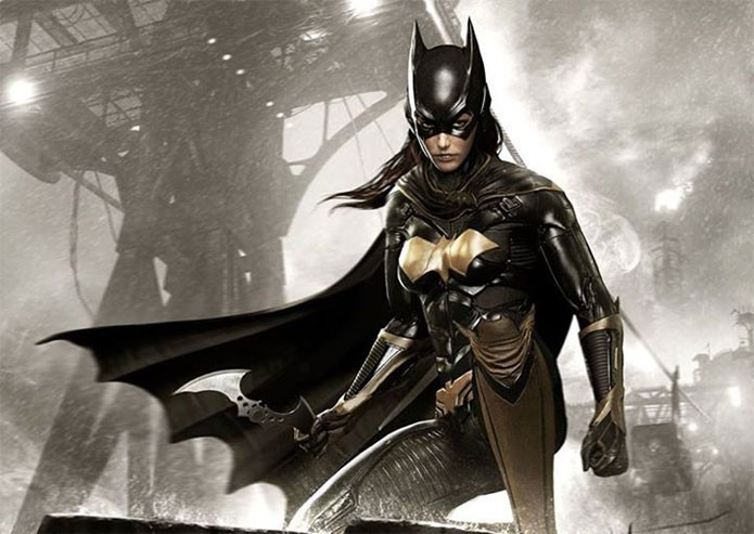 Batgirl é o centro das atenções no primeiro DLC de Arkham Knight (Foto: Divulgação)