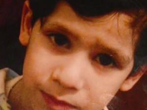 Noah Alexandre Palermo morreu no dia 7 de junho de 2014 na Santa Casa de São Carlos (Foto: Reprodução/EPTV)