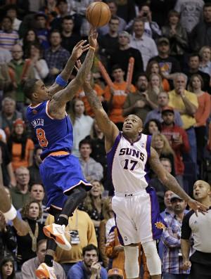 J.R. Smith, New York Knicks - AP (Foto: AP)