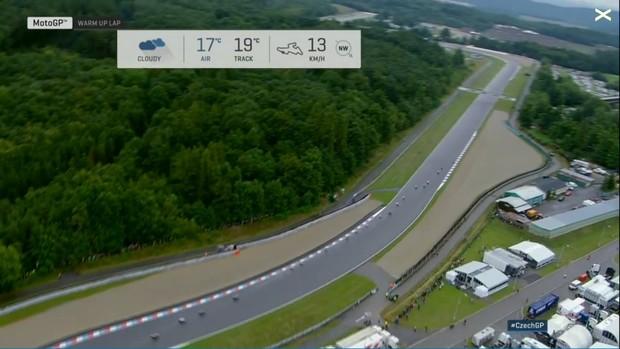 BLOG: Mundial de Motovelocidade - GP da República Checa - 35 anos depois da última vitória inglesa, deu o 35 na cabeça!