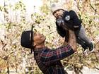 Micael Borges fala sobre ser pai aos 25 anos: 'Não sinto falta de sair'