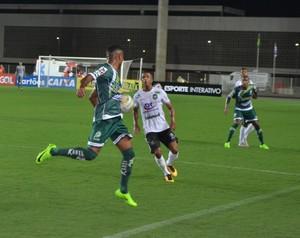 Kléber Andrade, Rio Branco x Luverdense, Copa Verde (Foto: Sidney Magno Novo)