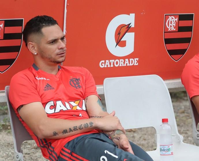 Pará Flamengo lateral (Foto: Gilvan de Souza/ Flamengo)