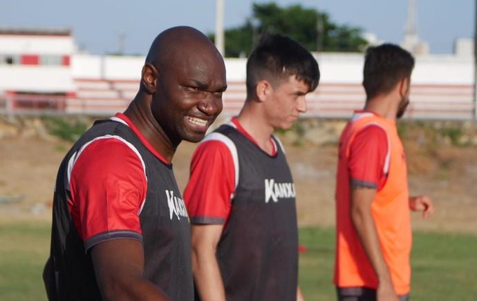 Fabiano Tanque, Sergipe, João Hora (Foto: Felipe Martins / CSS)