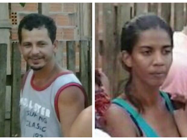 Casal foi morto e teve restos mortais queimados, segundo a Polícia Civil  (Foto: Arquivo da família)