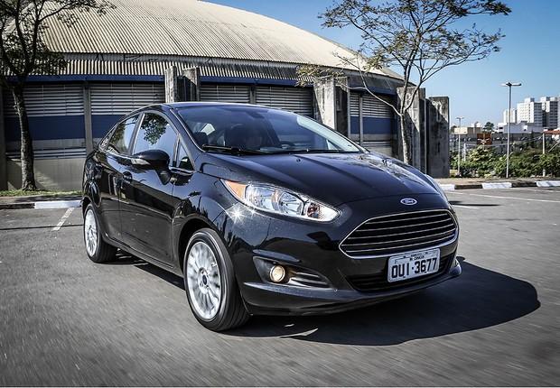 Ford New Fiesta Sedan (Foto: Rafael Munhoz)