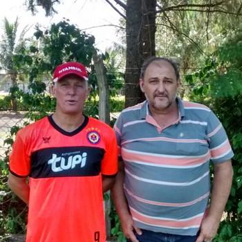 Márcio Bittencout e Dalanhol (Foto: Vilhena/Divulgação)