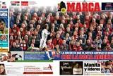 Jornal Marca destaque bela atuação do Real que calou Anfield
