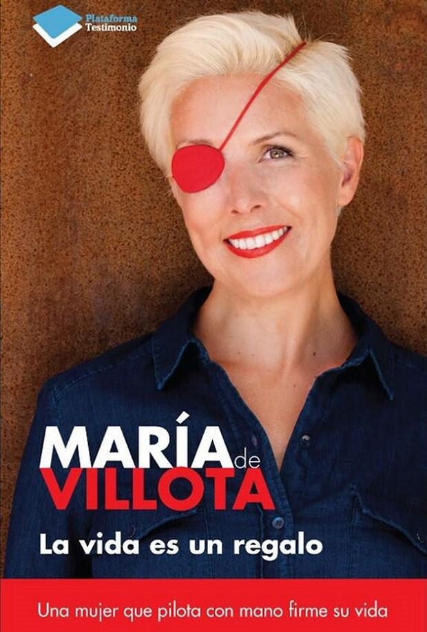 Autobiografia de Maria de Villota (Foto: Divulgação)
