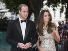 Kate Middleton vai a seu primeiro evento de gala após dar à luz