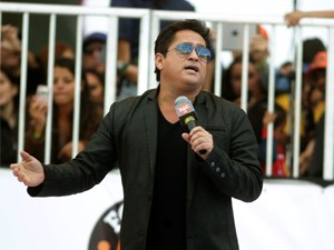 Show do cantor Leonardo vai encerrar festa no domingo (Foto: José Patrício/AE)