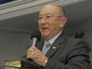 Pastor José Wellington Bezerra da Costa (Foto: Divulgação)