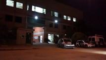 Dupla invade empresa de embalagem e faz reféns (Rafael Fachim/TV TEM)