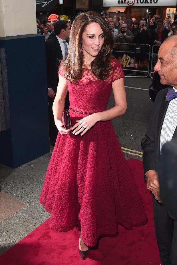 Kate Middleton  (Foto: Getty / Eamonn M. McCormack / Stringer)