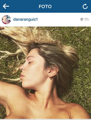 Mulher Valdivia no instagram (Foto: Reprodução/Instagram)