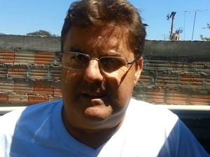 Saulo Carvalho Nunes, engenheiro agrônomo (Foto: Ricardo Welbert/G1)
