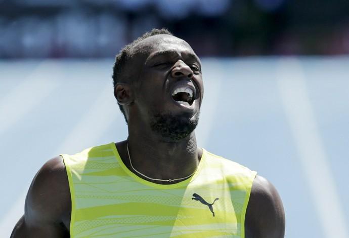Usain Bolt - Diamond League (Foto: Reuters)