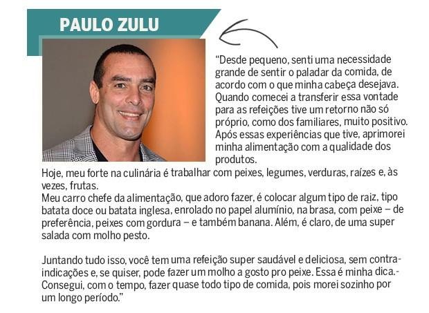 Paulo Zulu (Foto: Arte: Eduardo Garcia)