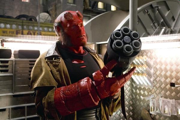 Intérprete de Hellboy, Ron Perlman sonha em retornar ao papel (Foto: Divulgação)