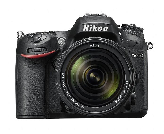 D7200 tem sensor de 24.2 megapixels (Foto: Divulgação/Nikon)