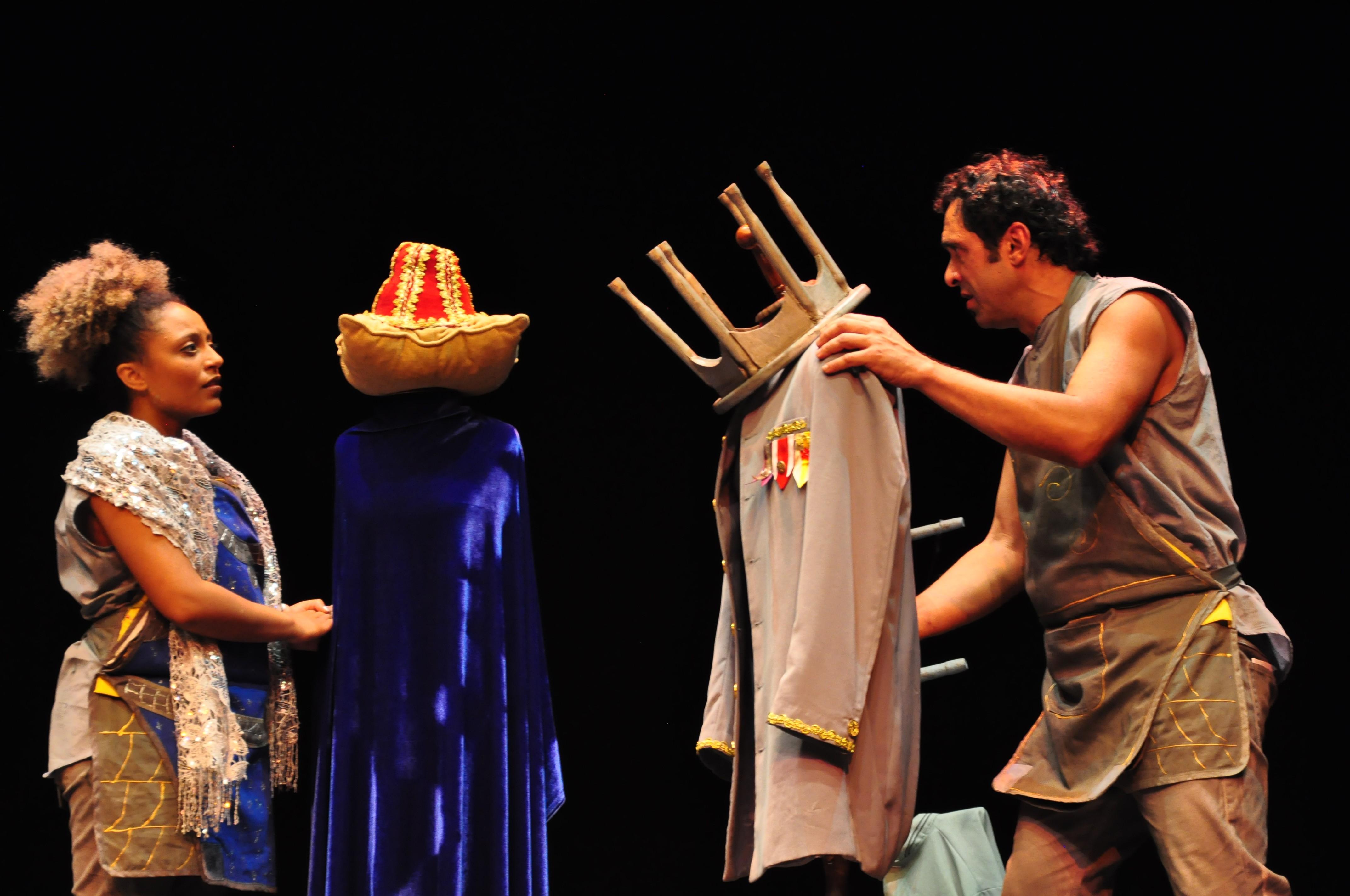 Princesa e Costureira 2 (Foto: Alexandre Krug/divulgação )