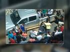 Empresário é morto a tiros no centro comercial de Marabá, no Pará