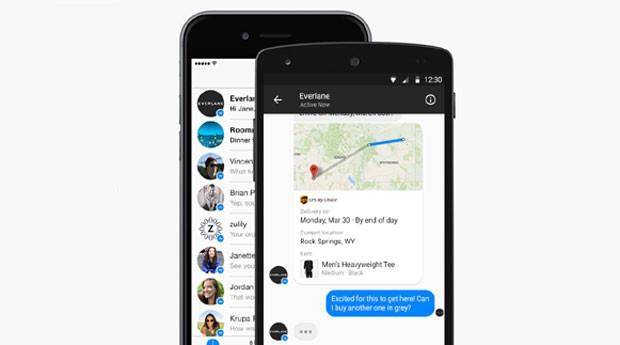 Messenger, do Facebook, vira ferramenta para pequenas empresas