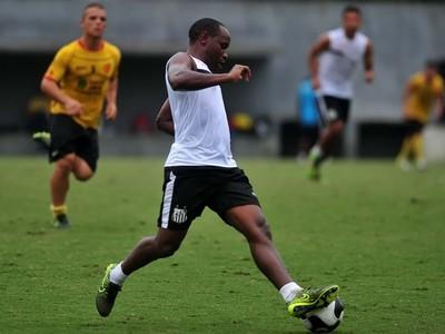 Marquinhos ficará afastado do Santos por três semanas (Foto: Ivan Storti/Santos FC)