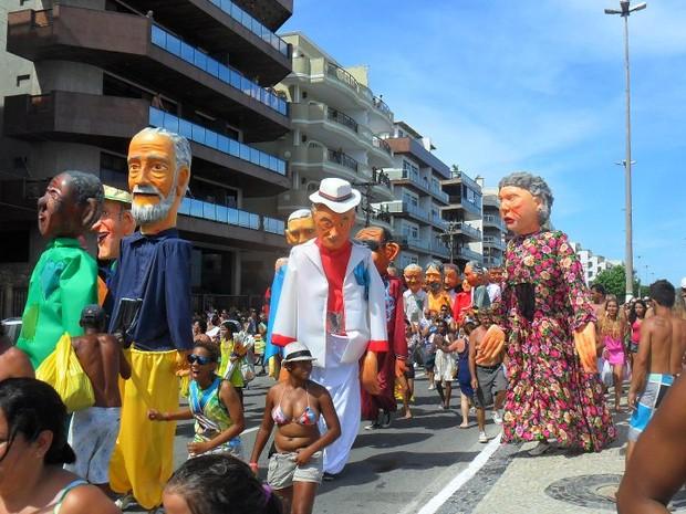 Blocos prometem levar muita animação para foliões em Cabo Frio (Foto: Ravi Arrabal/Arquivo pessoal)