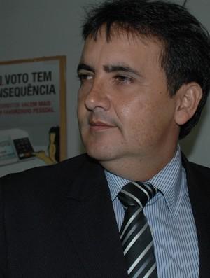 Vereador de João Pessoa, Djanilson da Fonseca (Foto: Renata Vasconcellos / Globoesporte.com/pb)