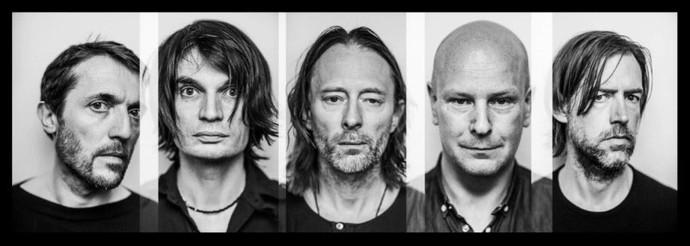 Radiohead lança novo disco no domingo, 8/5 (Foto: Divulgação)