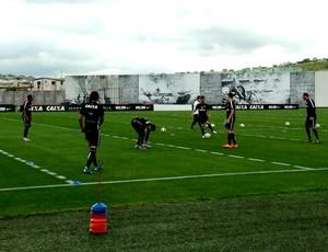 Treino Corinthians (Foto: Tossiro Neto)