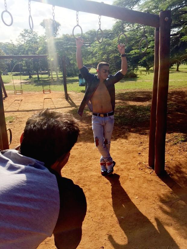 Victor Cardoso  (Foto: Arquivo pessoal / Divulgação)