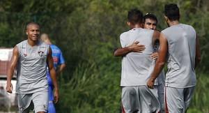 jogo-treino, fluminense (Foto: Nelson Perez/Fluminense FC)
