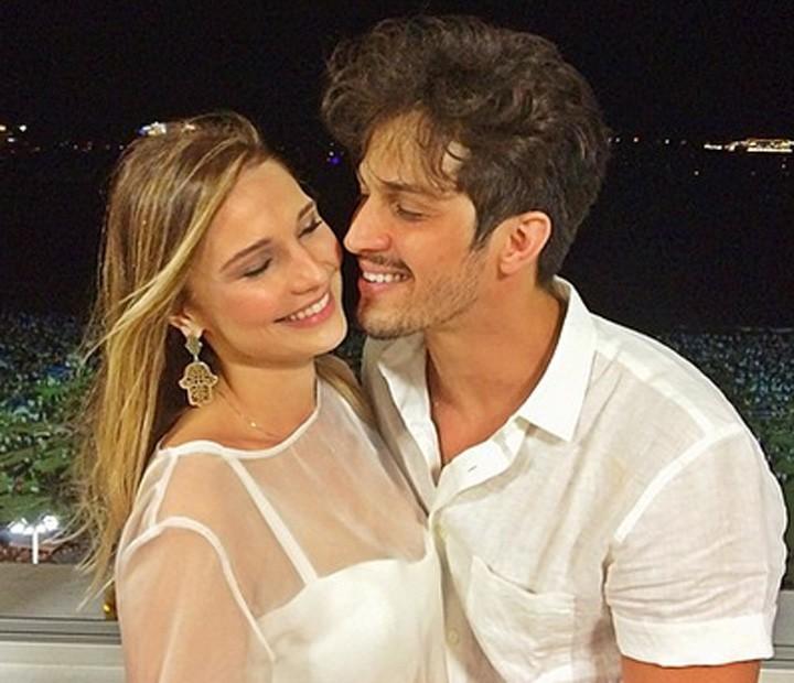 Rômulo Estrela é casado com a empresária Nilma (Foto: Arquivo Pessoal)