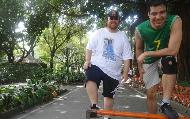 marcus andrey dieta social eu atleta (Foto: Terni Castro / GloboEsporte.com)